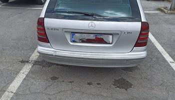 Mercedes-Benz C-klasa T-model C270