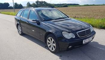 Mercedes-Benz C-klasa T-model C 200 CDI