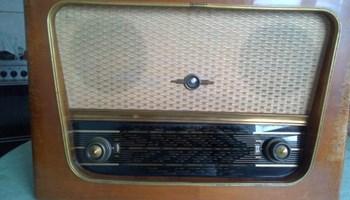 Radio stari, tip Tesla 58A
