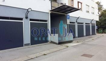 Zagreb, Zagrebačka cesta - garaža najam