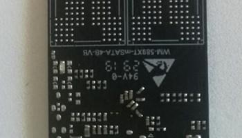 SSD 128 Gb mSATA
