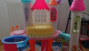 Barbie dvorac za lutke