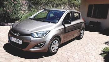 Hyundai i20 1.1 CRDI, 2013.g. mali, pouzdan i štedljiv automobil