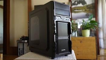 NOVA PC konfiguracija | Ryzen 5, ASRock B450, GT1030, SSD 250 Gb, 8 Gb RAM