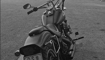 Harley Davidson Night Train - FXSTB - 2009