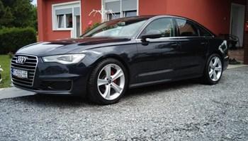 Audi A6 2,0TDI ULTRA-CLEAN DIESEL ,XENON,NAVI,ALU 19, kao nov