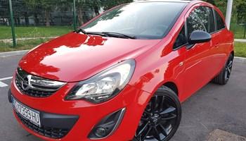 Opel Corsa 1.4 Turbo Color Edition 2015g REG GOD DANA 8/2021!  123.000km!!!
