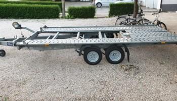 BLYSS prikolicu kiperica za prijevoz auta transport vozila