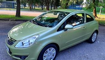 Opel Corsa 1.3CDTI, izuzetno mala potrošnja! 2007. godina! Original kilometri!