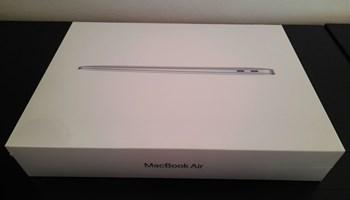 Apple MacBook Air 2020 NOVI