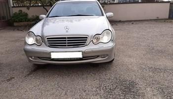 Mercedes-Benz C-klasa za dijelove, po dijelovima ili komplet