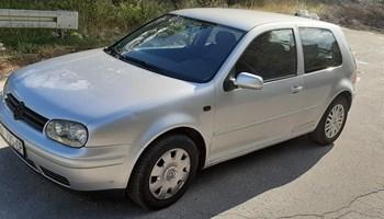 VW Golf IV 1.9 TDI 115 ks 6 brzina 2200 EUR može zamjena