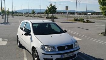 Fiat Punto 1.3 multijet 2005. REG GOD. DANA!