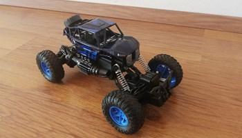 Monster auto na daljinski