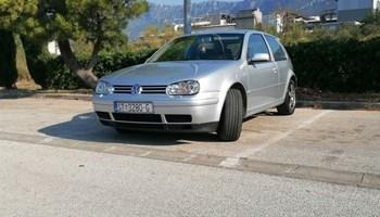 VW Golf IV 1.9 TDI GTI 110kw