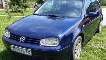 VW Golf IV 1.9 TDI, 85kw, 6 brzina