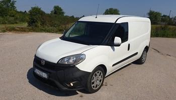 FIAT DOBLO MAXI-1,6 MULTIJET 16 V,diesel 2015 god.132800 km,reg godinu dana,3 sjedala naprijed,automatska