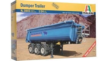 Maketa kamion prikolica DUMPER TRAILER 1/24 1:24
