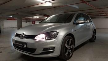 VW Golf VII 1.6 TDI, reg. do 12/2020