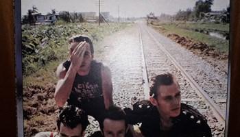 The Clash-Combat rock