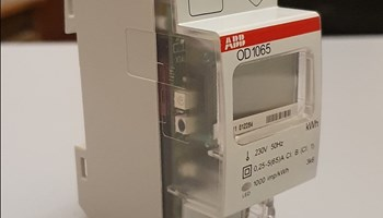 ABB Control OD1065 digitalno jednofazno električno brojilo