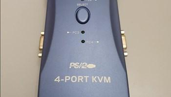 OtisLink KVM preklopnik razdijelnik switch