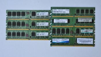 RAM memorija ddr2 2 GB za PC