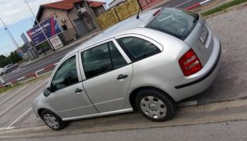 Škoda Fabia Combi 1.9 SDI