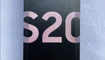 Samsung Galaxy S20 5G Cloud pink