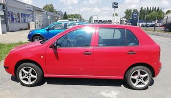Škoda Fabia 1.4 CLASSIC (185000km, reg 10/2020)