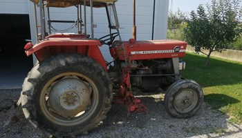 Prodajem traktor Massey Ferguson 133, 1975.g., 29 kW ( 38 KS )