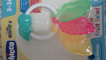 NOVO Chicco grickalica-zvečka za bebe