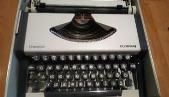 Olympia stara pisaća mašina