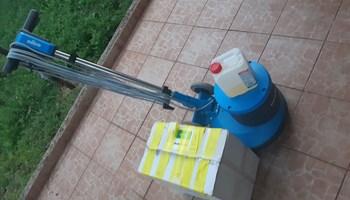 Stroj za pranje i poliranje podova - Nilco