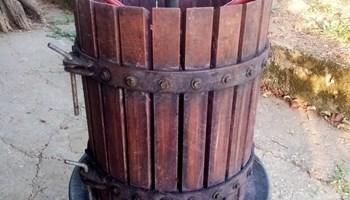 Preša za grožđe 40 litara