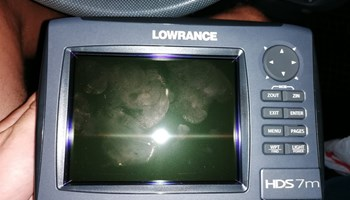 Lowrance hds7