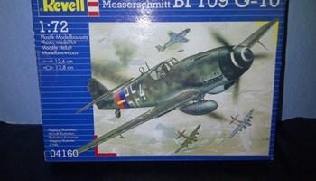 Maketa avion Messerschmitt Bf 109 G-10 1/72 1:72