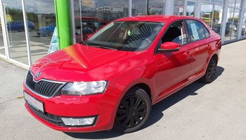 Škoda Rapid Ambition 1.6 TDI 85kW (nema troška prijepisa) Euro 6