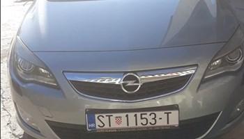 Opel Astra 17 cdti odlicna moguca zamjena