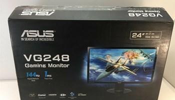 ASUS VG248QE - 144 hz - Gaming monitor , 24