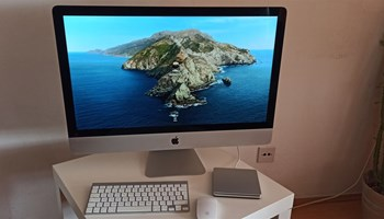 "JAKO POVOLJNO! iMac 27\"", late 2013, 5.900 kn!"
