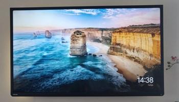 "Toshiba Full HD 50\"" 127cm + Google Chromecast i LED pozadinsko svjetlo"