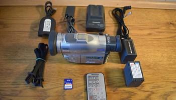 Panasonic NV-MX 300EG