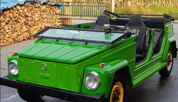 VW TIP 181, KUBELWAGEN