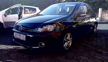 VW Golf VI 1.6 TDI BLUEMOTION