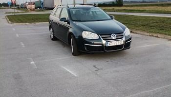 VW Golf V Variant 1.9 TDI DSG ~~  7 BRZINA ~~ AUTOMATIC ~~IZVRSNO STANJE ~~ NAPRAVLJEN VELIKI SERVIS ~~ REGISTRIRAN GODINU DANA ~~ MOGUC DOGOVOR ~~