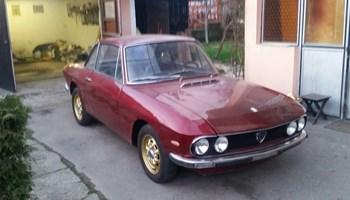 Lancia fulvia 1.3s coupe