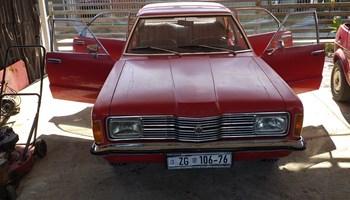 Ford Taunus 1,6 1971.g.očuvan 3300€