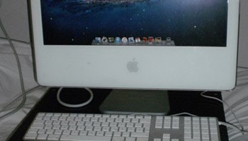 "iMac 20\"""