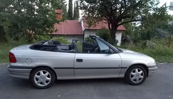 Opel Astra Cabrio Cabrio 1.6 LPG